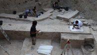 Reyhanlı'da 3.400 yıllık tablet bulundu