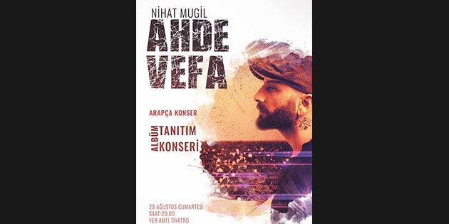 Nihat Mugil Albüm Tanıtıyor Tamamen Arapça…