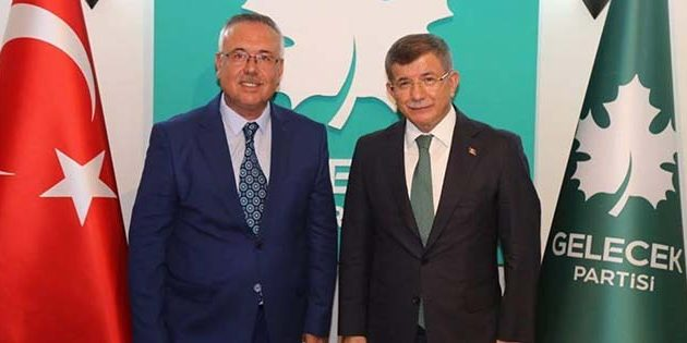 Ahmet Davutoğlu Yarın Hatay'da