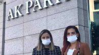 Defne'de AKP Kadın Kolu yeni Başkanı Eda Çelik