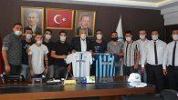 Maraşlıoğlu Yeniden Antakya Belediyespor'da
