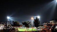 Başkanlar Stadı Gezdi,  Işıkları İnceledi…