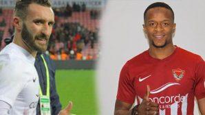 Hatayspor, 2 yabancı futbolcusunu satıyor…