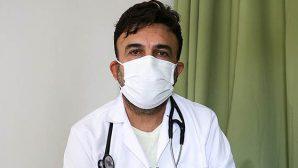 Hasta, Virüse İnanmıyor