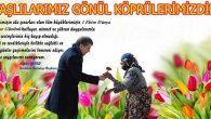 """Yavuz'dan """"Yaşlılar Günü"""" Mesajı"""