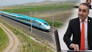 """""""Hızlı Tren Projesi"""" İktidar İle Muhalefeti Birleştirdi"""