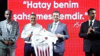 """Hatayspor'dan """"Süper Lig'e Merhaba"""" Yemeği"""