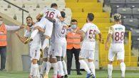 Hatayspor,Şampiyon Başakşehir'i 2-0 Yendi