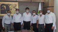 Defne CHP İlçe Başkanı ve Yönetimi Ziyareti
