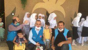 İdlib'de 108 Konut İnşası
