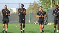 Hatayspor'un deplasman maçı Cumartesi günü
