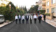 Antakya Belediyesinden Beton Asfalt Hizmeti