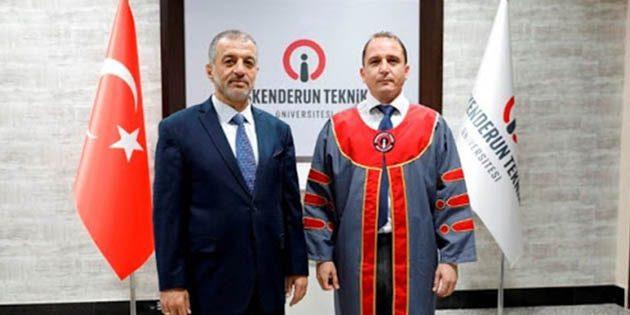 İSTE'nin Yeni Rektörü Prof. Dr. Tolga Depci