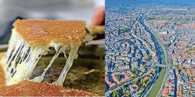 Tuzlu Yoğurt da tescillendi Künefe İse Avrupa'da