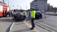 Samandağ'da Yine Kaza 1 Yaralı Var…
