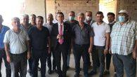 Milletvekili Serkan Topal'ın Kozkalesi'ne gittiği gün: