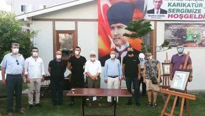 Dr. Atıf Seyfettin Parkı'nda sanatsal etkinlik