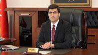 Erzin'in Yeni Kaymakamı:Osman Demir