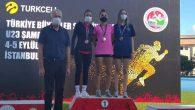 BŞB Atletleri Başarılı