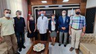 Rotary Hibesi Solunum Cihazı, MKÜ Hastanesine…