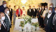 Kırıkhan Belediye Başkanının en mutlu günü