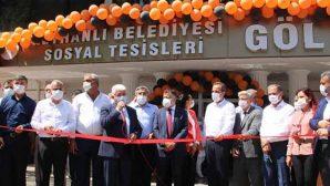 Reyhanlı Belediyesi Tesisi açıldı