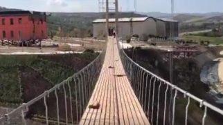 Asma Köprü'ye El Atılacak