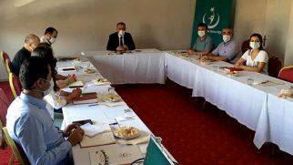 Koronavirüs Toplantısı
