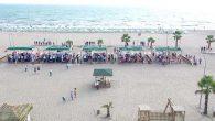 Erzin Burnaz Plajı, Hatay'ın en kirli sahiliydi…