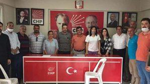 CHP'nin Kırıkhan yeni ilçe başkanı Mustafa Sıraç