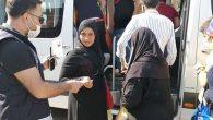 Suriyeli Dilenciler İlçeden İlçeye