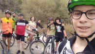 Ekinli Bisikletçiler Ballıöz'de