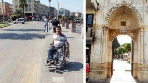 Engelli Hassasiyetine Ankara Ayarı