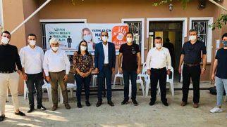 Defne Belediyesi, İlker Mansuroğlu ve öğrencisi için…