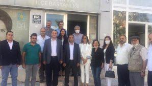 CHP'liler İttifak Ortağı Konuğu