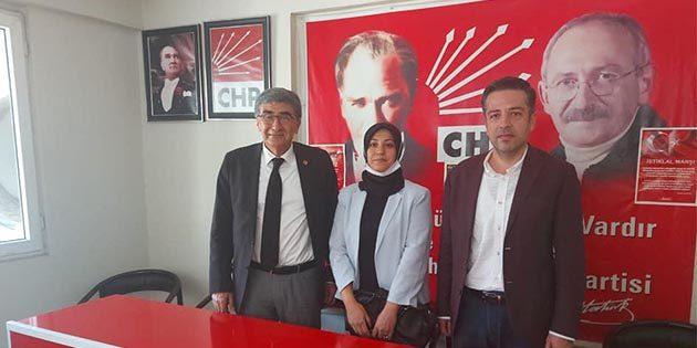 CHP'li Cumhuriyet Kadını: