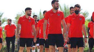 Hatayspor'un 28 Futbolcusu Var