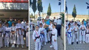 Altın Vuruş Karatecileri 1. Oldu
