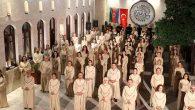 Medeniyetler korosu Azerbaycan için söyledi