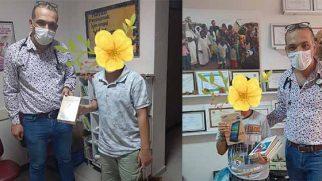 Gaziantep İl Sağlık Müdürü, memleketi Hatay'ı unutmadı