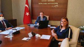 Bakan, Valiler, 66 Kadın Kooperatif Başkanı