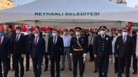 Şanverdi, 29 Ekim Kutlamalarına  Reyhanlı'da Katıldı