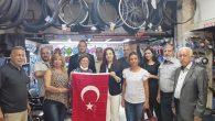 Antakya'da CHP İlçe Yönetimi dur durak bilmiyor