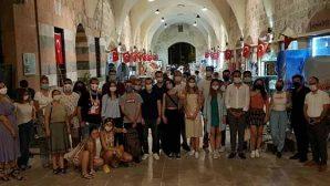 Avrupalı Gençler Payas'ta