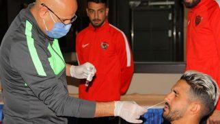 Hatayspor'da Test Sonuçları: