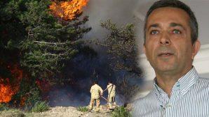 Yangınların Maden Arama Sahaları İle İlgisi Yok