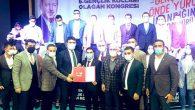 İskenderun AKP'de yeni Başkan Furkan Kaya…