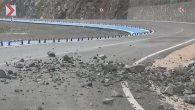 Arsuz-Samandağ yolu kapandı