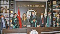 Antakya'da 5 Avukatta Cübbe Heyecanı