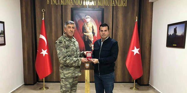 Kara'ya Paşa Sürprizi Madalyon…